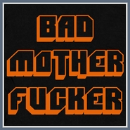 Bad Mother Fucker T Shirt Pulp Fiction Biker Tee