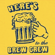 Milwaukee Brewers Brew Crew Vintage T Shirt Retro Tee Shirt