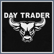 Day Trader T Shirt Trading Stock Market Wall Street Tee