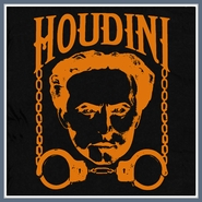 Harry Houdini T Shirt Magician Tees Magic Shirts