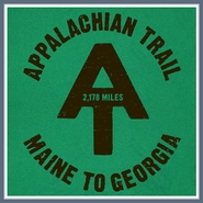 Appalachian Trail T Shirt Hiking Camping Vintage Tee Shirt