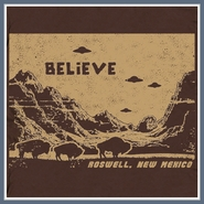 UFO T Shirt Aliens Believe X-Files Area 51 Geek Roswell Tee
