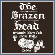 Dublin Ireland T Shirt Irish Beer Bar Pub Guinness Vintage Tee