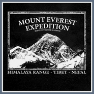 Mount Everest T Shirt Mountain Climbing Vintage Tee