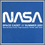 NASA T Shirt Space Cadet Vintage Science Funny Tee