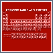 Periodic Table of Elements T Shirt Geek Science Big Bang Theory T Shirt