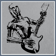 Star Wars C3PO T Shirt Fender Electric Guitar Vintage Tee
