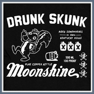 Moonshine T Shirt Beer Tees Drunk Skunk Funny Tshirts