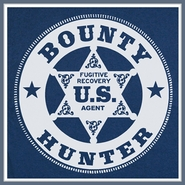 Bounty Hunter T Shirt Cool Police Dog The Tee