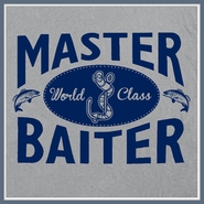 Master Baiter T Shirt Fishing Funny Offensive Tee