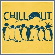 Penguin T Shirt Funny Tees Chill Out Humorous Tee Shirt Saying