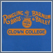 Clown College Funny T Shirt Vintage Circus Tee
