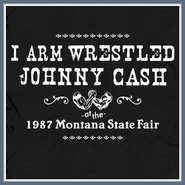 Johnny Cash T Shirt Vintage Rock Tees