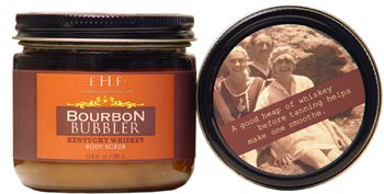 Bourbon Bubbler Body Scrub