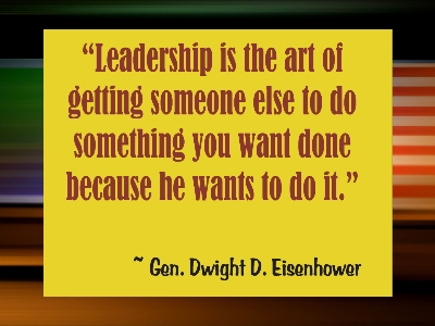 EISENHOWER QUOTE 1