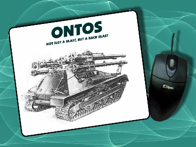 ONTOS MOUSE PAD