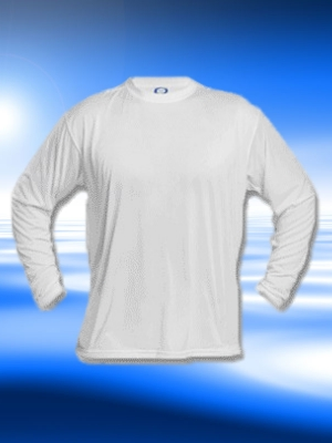 PHOTO SHIRT - LONG SLEEVE MICRO PERFORMANCE