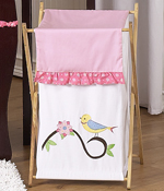 Baby/Kids Clothes Laundry Hamper for Song Bird Bedding by Sweet Jojo Designs