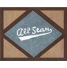 All Star Sports Accent Floor Rug
