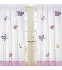 Childrens Window Treatments- Valances and Panels by JoJo Designs