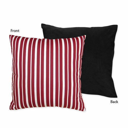Treasure Cove Pirate Decorative Accent Throw Pillow by Sweet Jojo Designs - Click to enlarge
