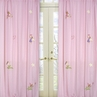 Fairy Tale Fairies Window Treatment Panels - Set of 2