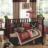 Treasure Cove Pirate Baby Bedding - 9 pc Crib Set
