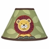 Jungle Time Lamp Shade by Sweet Jojo Designs