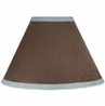 Soho Blue and Brown Lamp Shade