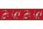 Oriental Garden Asian Baby and Kids Wall Border by Sweet Jojo Designs