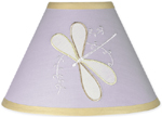 Purple Dragonfly Dreams Lamp Shade