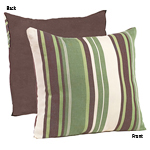 Ethan Stripes Decorative Accent Throw Pillow