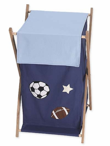 Playball Sports Baby And Kids Clothes Laundry Hamper Only