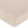 Sea Turtle Fitted Crib Sheet for Baby/Toddler Bedding Sets - Buff Microsuede