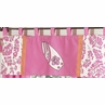Tropical Hawaiian Window Valance for Surf Bedding by Sweet Jojo Designs