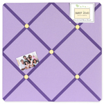 Danielle's Daisies Fabric Memory/Memo Photo Bulletin Board