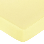 Forest Friends Fitted Crib Sheet for Baby/Toddler Bedding Sets - Yellow