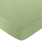 Monkey Fitted Crib Sheet for Baby/Toddler Bedding Sets - Avocado Green