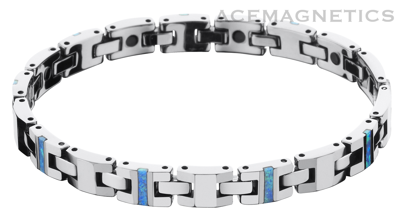 Stepping Stone's Tungsten Carbide with Opal Accents Limited supply Save $$75..