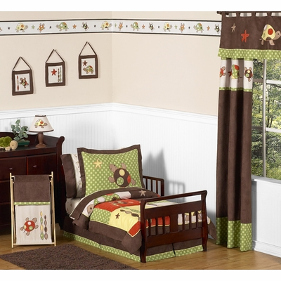 Turtle Toddler Bedding Collection