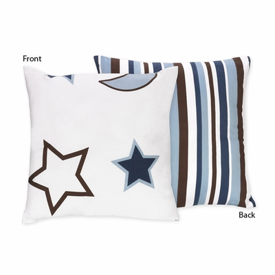 Starry Night Decorative Accent Throw Pillow