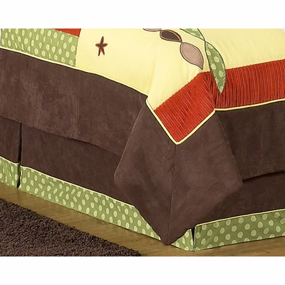 Turtle Queen Bed Skirt