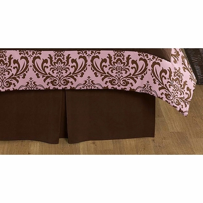 Nicole Queen Bed Skirt