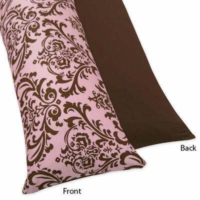 Nicole Collection Full Length Body Pillow Cover