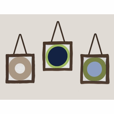 Designer Dot Wall Hangings
