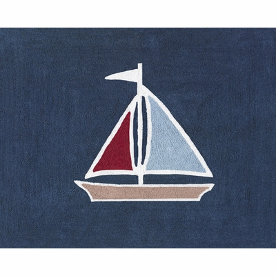 Nautical Nights Accent Floor Rug