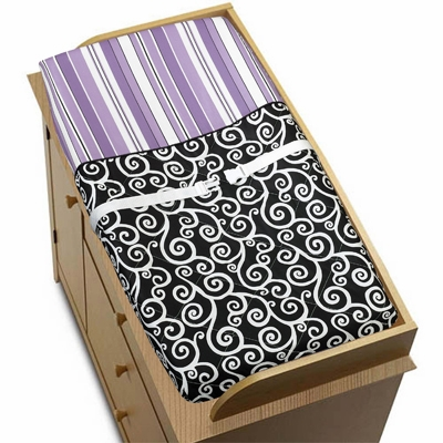 Kaylee Changing Pad Cover
