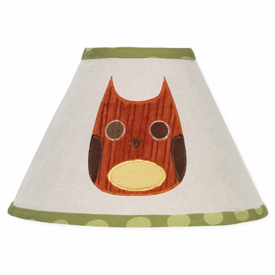 Forest Friends Lamp Shade