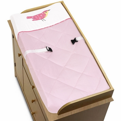 Song Bird Changing Pad Cover