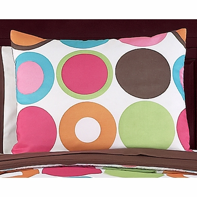Deco Dot Pillow Sham